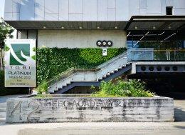 อาคารสำนักงานกลุ่มบริษัท อีอีซี 2 บริษัท อีอีซี เอ็นจิเนียริ่ง เน็ทเวิร์ค จำกัด