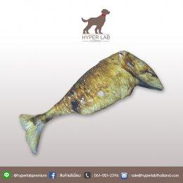 หมอนรูปอาหาร สกรีนรูปปลาทูทอด