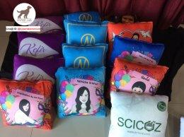 หมอนผ้าห่ม มีหลายสีให้เลือก