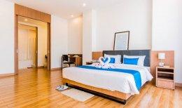 ลุ้น Upgrade ฟรี เพื่อเข้าพักห้อง Vanda One Bed Room Suite