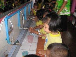 โครงการศูนย์พัฒนาเด็ก/อบรมเด็กก่อนวัยเรียน