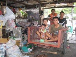 โครงการส่งเสริมอาชีพผู้ปกครองเด็กและครอบครัว