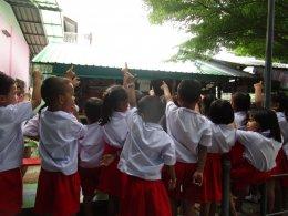 """มูลนิธิ ซีคอนสแควร์ จัดกิจกรรม """"โครงการจิตอาสาเพื่อพัฒนาสังคม"""" ณ สถานรับเลี้ยงเด็ก ศูนย์พัฒนาเด็กเล็กชุมชนวัดมหาวงษ์ - มูลนิธิ ฟอร์เด็ก 6"""