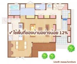 บ้านเล็กจัดยังไงให้ใหญ่ ตอนที่ 1