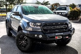 Ford Ranger Raptor - MCC078-01Rocker Bar No Loop