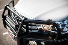 Toyota Hilux Revo Year 2016 on - MCC707-02 Falcon Bar Steel A-Frame with Foglights