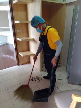 บริการ Big Cleaning คอนโด / อาคารชุด (คุณชฎา)