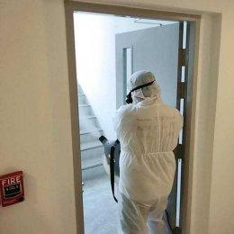 สะอาดปลอดเชื้อกับบริการพ่นน้ำยาฆ่าเชื้อ The Nest Sukhumvit 64