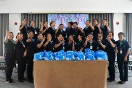 กิจกรรมส่งต่อรอยยิ้มสู่พนักงาน – หน่วยงาน บี ที เอส กรุ๊ป จำกัด (หมู่บ้าน, สนามกอล์ฟธนาซิตี้)