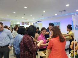 กิจกรรมพบปะทีม Staff ของ Boots Retail @อาคารภคินทร์ ทาวเวอร์