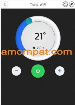 Trane Wifi Thermostat