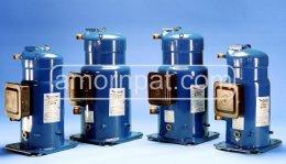 หลักการทำงานของคอมเพรสเซอร แอร์ Compressor