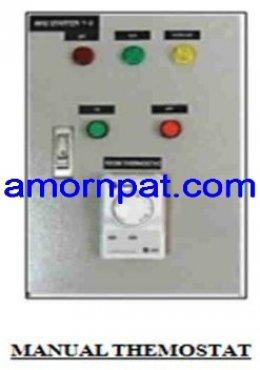 AHU Starter Panel ● Trane Standard AHU Starter Panel ● Trane Starter Panel for Water Coil Units