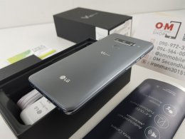 ขาย/แลก LG V40 thinQ 8/128 2Sim Platium Gray อายุ 12 วัน สภาพสวยมาก แท้ ครบยกกล่อง เพียง 16,900 บาท