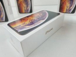 ขาย/แลก IPhone XS Max 256GB Gold ศูนย์ไทย ของใหม่มือ1 ยังไม่ได้แกะใช้ ประกันศูนย์อีกยาว 25/04/2020 แท้ ครบยกกล่อง เพียง 41,500 บาท