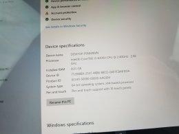 ขาย/แลก Microsoft Surface Pro4 Core i5 8/256 ศูนย์ไทย สภาพสวย แท้ ครบยกกล่อง เพียง 19,900 บาท