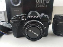ขาย/แลก Olympus OM-D E-M10 Mark3 พร้อม เลนส์ Kit14-42 และ เลนส์ Panasonic 25mm F1/7 ศูนย์ไทย อายุ 20 วัน สภาพสวยมาก แท้ ครบยกกล่อง ประกันอีกยาว เพียง 14,900 บาท