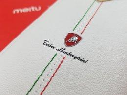 ขาย/แลก Meitu V7 8/256 Lamborghini Limited Edition Snapdragon845 สภาพสวยมาก แท้ ครบยกกล่อง เพียง 22,900 บาท