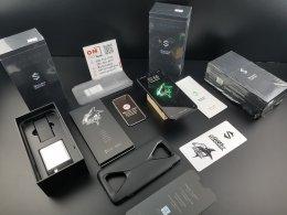 Black Shark3 Pro 12/256 Snapdragon865 ใหม่มือ1 เครื่องนอกรอมจีน ลง Play Storeได้ เพียง 26500.-