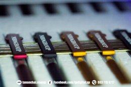 พิมพ์ปากกา พิมพ์โลโก้ลงบนปากกา ลาย NEOGROUP จำนวน 1,000 ชิ้น สกรีนโลโก้สีขาว 1 ตำแหน่ง