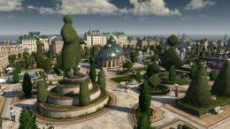 สร้างสวนพฤกษชาติใน DLC ตัวที่สองของ ANNO 1800