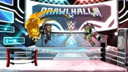 """ซูเปอร์สตาร์แห่ง WWE Roman Reigns, The Undertaker, Asuka และ บุรุษในโถงแห่งเกียรติยศ WWE นาม Randy Savage หรือ """"Macho Man"""" ก็มาร่วมศึก Epic Crossovers ของ Brawlhalla แล้ววันนี้!"""
