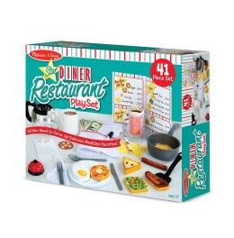 Melissa & Doug Diner Kitchen Accessory อุปกรณ์เล่นทำครัวชุดเปิดร้านอาหาร
