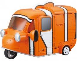 TAKARA TOMY Tomica Disney Motors Finding Dory Nemo Carry-กล่องเก็บโมเดลรถนีโม่