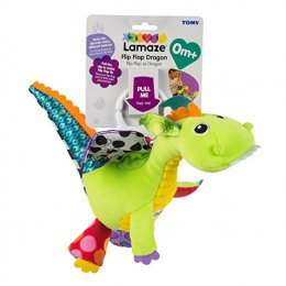 Lamaze - ตุ๊กตาห้อยรถเข็น Dragon