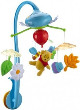 Tomy Winnie the Pooh Dream Clouds