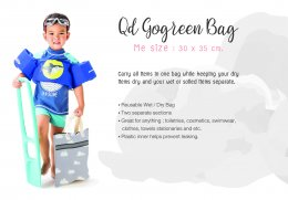 Qd Gogreen Bag : Me size