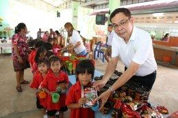 โรงเรียนวัดเกาะลอย จ.ระยอง จำนวน 74 ทุน