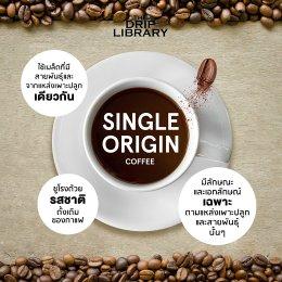 กาแฟ Single Origin VS กาแฟ Blend