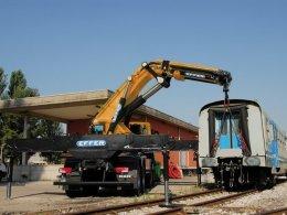 เครนพับขนาดใหญ่ รุ่น EFFER 2755