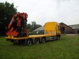 เครนพับขนาดใหญ่ รุ่น EFFER 525