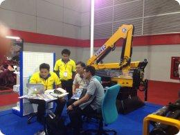 บรรยากาศภายในงาน Manufacturing Expo 2015