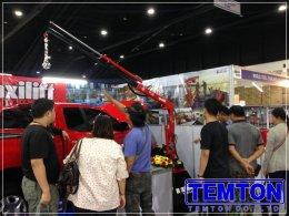 บรรยากาศภายในงาน Motor Expo 2017