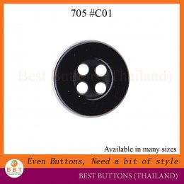 705 # C01 สีดำ