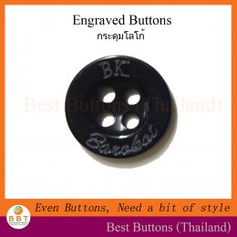 Black Buttons