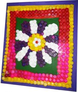 ศิลปะเด็ก : ขยะสร้างศิลป์