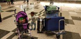 วิธีเดินทางโดยเครื่องบินกับเด็กเล็ก