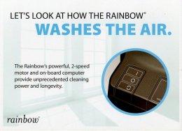 การทำงานของระบบฟอกอากาศเรนโบว์ Rainbow Cleaning system