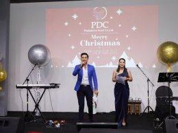 นาย ศรีสิงห์ สว่างทรัพย์ ประธาน บ.ภัคเดชา แอสเสท จำกัด จัดงานเลี้ยง Merry Christmas & Happy new year 2019