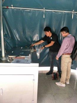 ธนาคารไทยพาณิชย์ สำนักงานใหญ่ ให้ความมั่นใจเลือกใช้ KEEEN Bio Composter