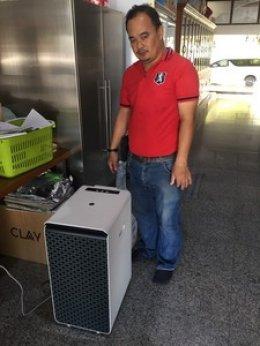 KEEEN BIO COMPOSTER ส่งมอบเครื่องให้แก่ลูกค้าอีกครั้ง