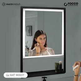 เนรมิตห้องน้ำธรรมดาให้เป็นสตูดิโอส่วนตัว ด้วย FOCCO กระจกไฟ LED