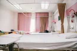 ห้องพัก เตียงคู่ (2เตียง) (อาคาร 9 ชั้น 10)