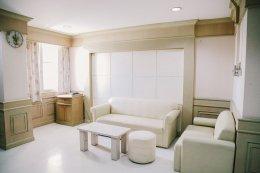 ห้องพักพิเศษ เตียงเดี่ยว (VIP) (อาคาร 2 ชั้น 9)