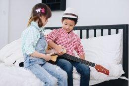 7 วิธี #สร้างลูกน้อยให้เป็นเด็กอารมณ์ดี