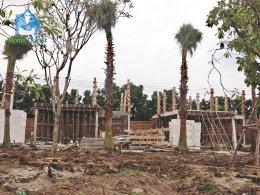 โครงการก่อสร้างหมู่บ้าน คาซ่าวิลล์ รามอินทรา-วงแหวน